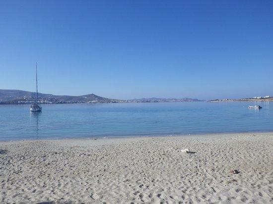 Arokaria Beach: Plage de Krios à 20m