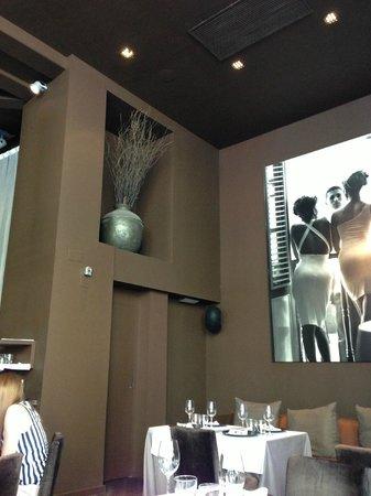 Restaurant Brown33 : Вид
