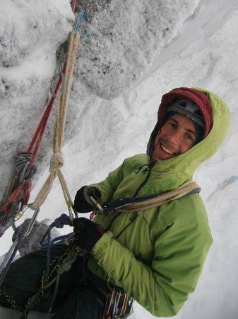 Stewart Mountain Skills: Winter Climbing