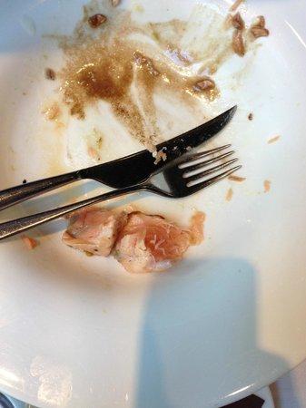Restaurant Brown33 : Сёмга из заморозки
