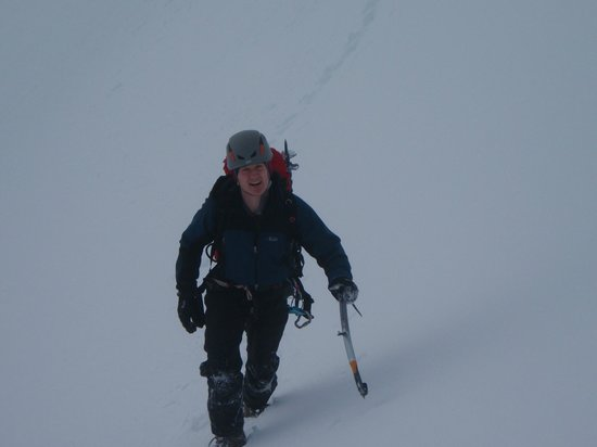 Stewart Mountain Skills: Winter Mountaineering