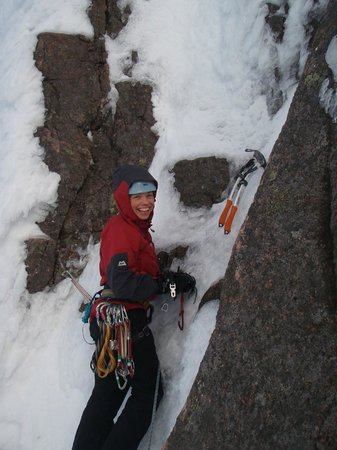 Stewart Mountain Skills: Winter Climbing