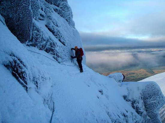 Stewart Mountain Skills: Tower Ridge, Ben Nevis