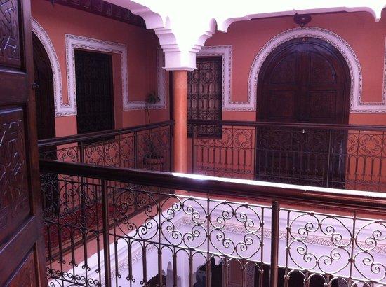 Dar Al Hamra: Les chambres du 1er étage