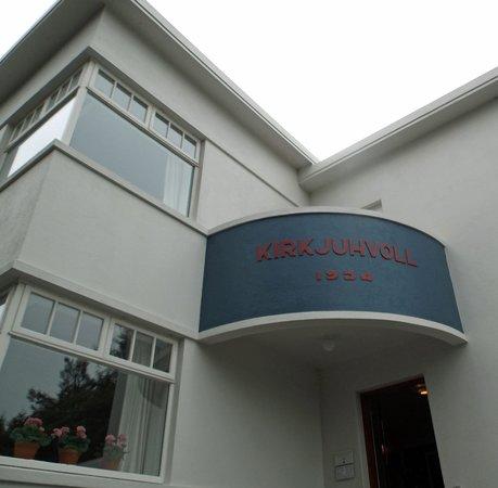 Akureyri Museum : Art Deco style building
