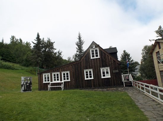Akureyri Museum : Nonnis' House