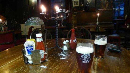 The Drovers Inn: Atmosphäre