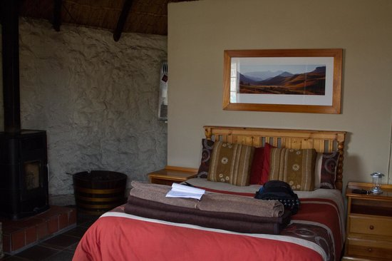 Sani Mountain Lodge: Inside Unit