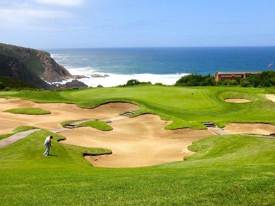 Conrad Pezula: Golf