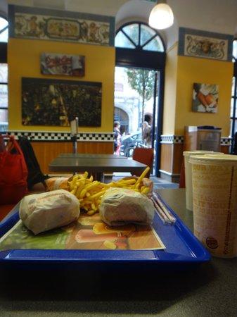 Burger King: Double Cheeseburger & Rodeo Burger