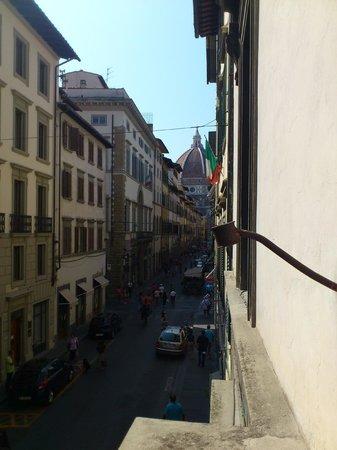 Soggiorno Panerai: Вид на Duomo