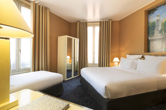 Hotel Elysa Luxembourg : Superior room