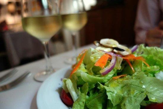 Monte Belvedere by Shiadu: first time (standard menu in Sept)
