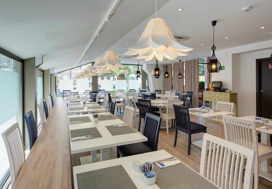 Tryp San Sebastian Orly Hotel: buffet