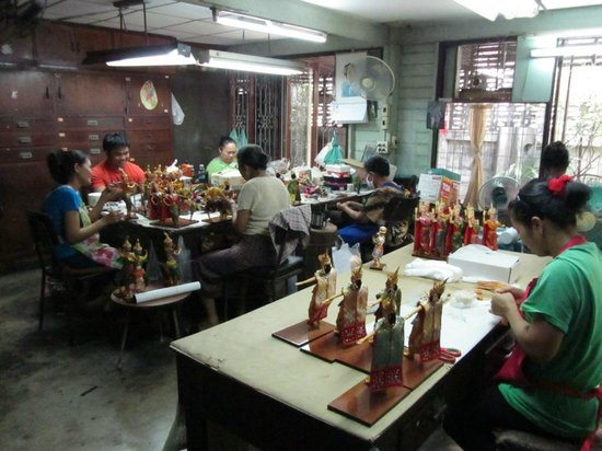 Bangkok Dolls : Workshop