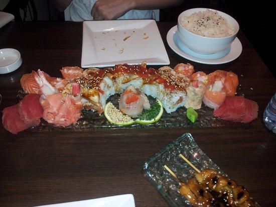 Katsura : Hiroshima & other random sushi