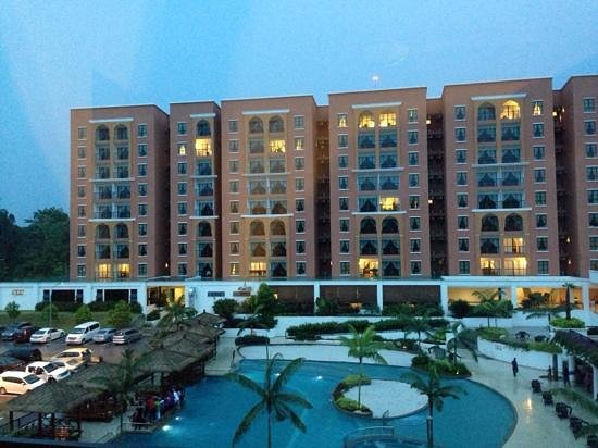 Bukit Gambang Resort City: Arabian Bay Resort