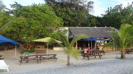 Hideaway Island Resort: Restaurant