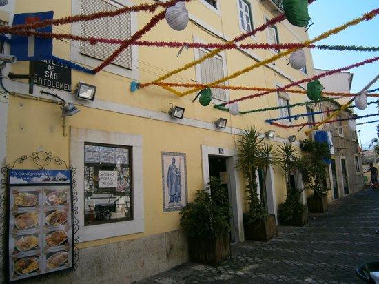 Sala Interior Bilde Av Restaurante Conqvistador I Lisboa Tripadvisor