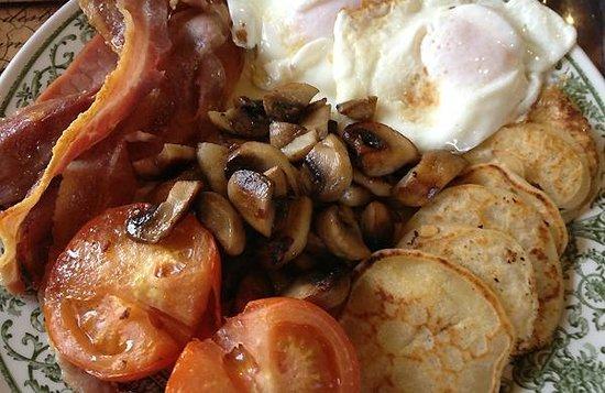Kajon House B&B: Irish Breakfast vom Feinsten