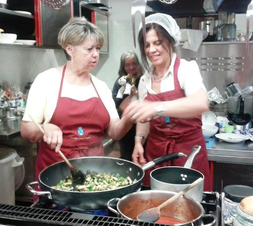 Maria's Cookery Course - Cooking School Venice
