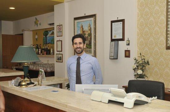 Hotel Mediterraneo : Уютные номера,Приятный персонал.