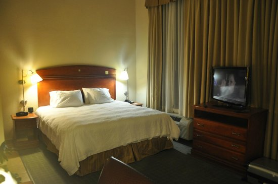 Hampton Inn & Suites Los Angeles/Sherman Oaks: Habitacion