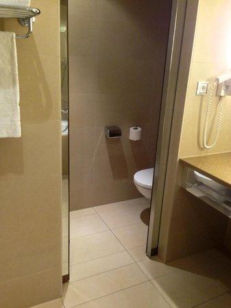 Austria Trend Hotel Savoyen Vienna : baño