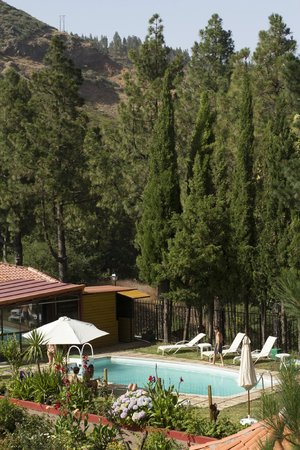Hotel El Refugio : Piscina