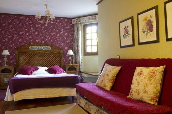 Hotel El Refugio : encantadora habitacion
