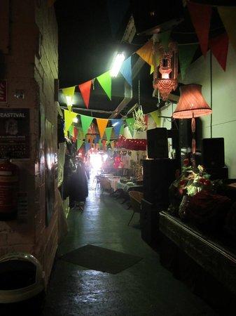 The ferocious Mingle Marcade: interno market