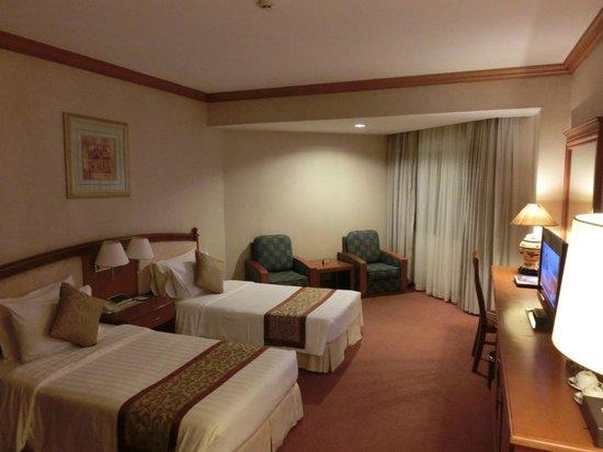 Halong Plaza Hotel: ツインルーム