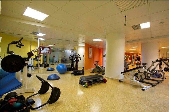 Gym picture of aparthotel duva spa port de pollenca - Duva aparthotel puerto pollensa ...