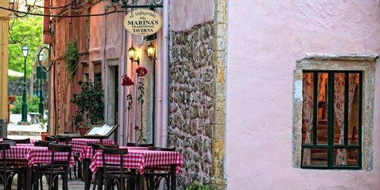 Marina's Tavern: !