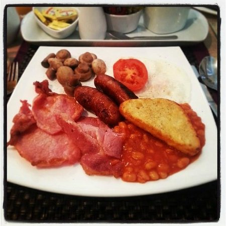 Redlands Guest House: Breakfast