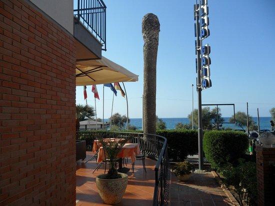Villa Gaia Hotel : vista dalla camera