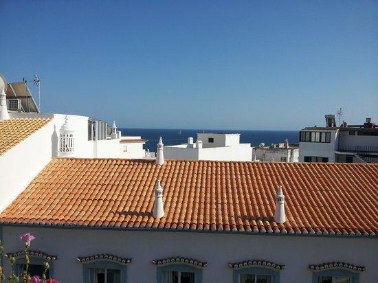 Vila Branca : View from balcony