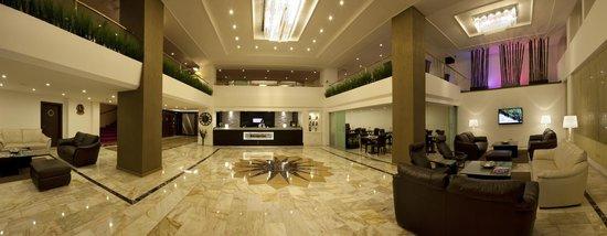 Susuzlu Atlantis Hotel: RESEPSİYON