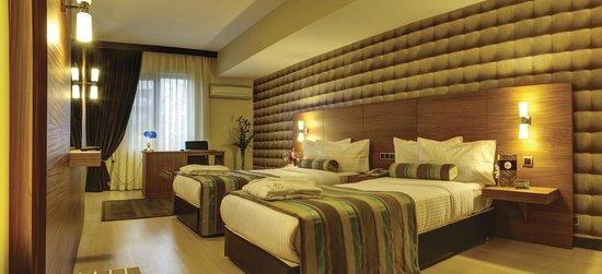 Susuzlu Atlantis Hotel: ODALAR