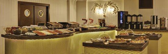 Susuzlu Atlantis Hotel: KAHVALTI SALONU