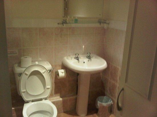 The Orwell Hotel: bathroom