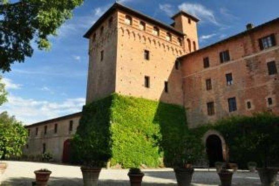 Castello di San Fabiano: Ingresso