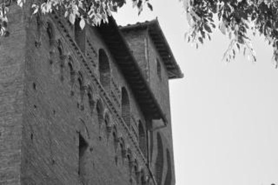 Castello di San Fabiano: Torre di guardia