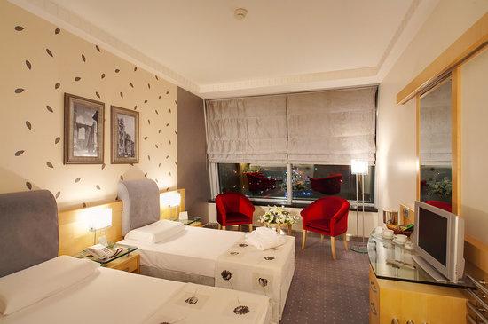 Metropolitan Hotel Ankara: standart room