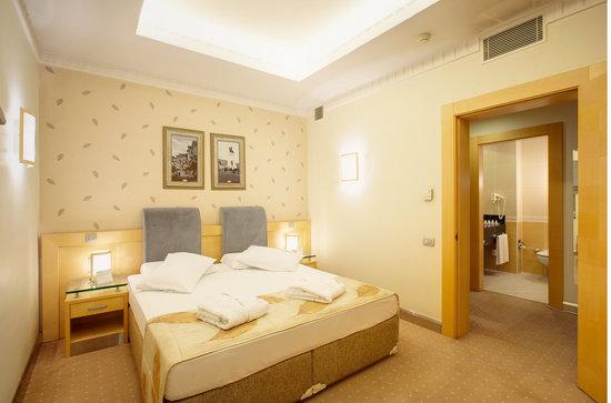 Metropolitan Hotel Ankara: Aktif Metropolitan Hotel