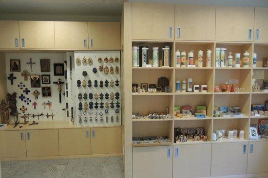 Haus Schoenstatt : Devotionalien Shop Familien- und Seminarhotel Haus Schönstatt