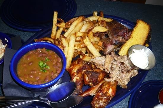 Hot Suppa: BBQ Sampler
