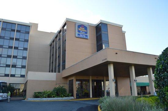 Best Western Hotel  Universal Blvd Orlando Fl
