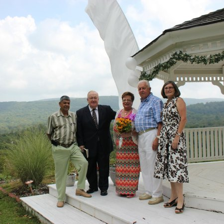 Berkshires Shirakaba Guest House : Venue for small intimate weddings