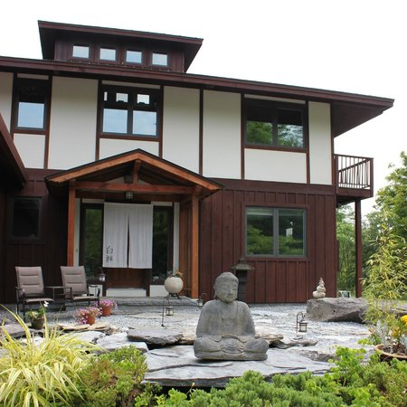 Berkshires Shirakaba Guest House: Summertime in the Berkshire Hills